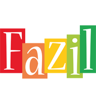 Fazil colors logo