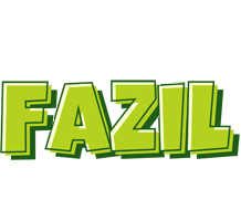 Fazil summer logo