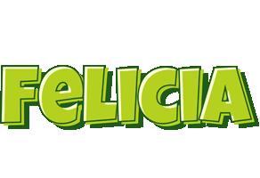 Felicia summer logo
