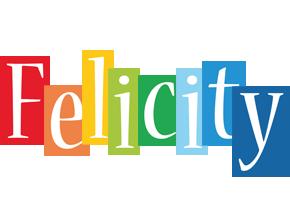Felicity colors logo