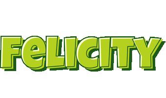 Felicity summer logo