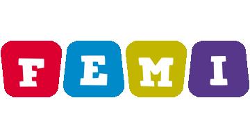 Femi kiddo logo