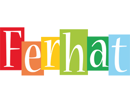 Ferhat colors logo