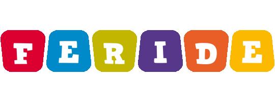 Feride kiddo logo
