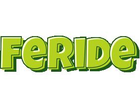 Feride summer logo