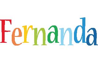 Fernanda birthday logo