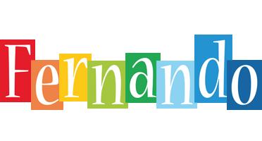 Fernando colors logo
