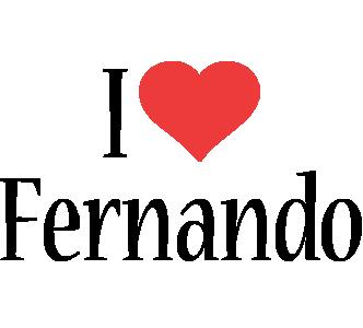 fernando logo name logo generator kiddo i love