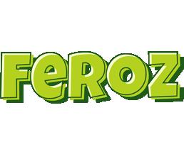 Feroz summer logo