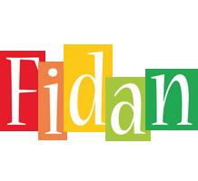 Fidan colors logo