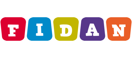 Fidan kiddo logo