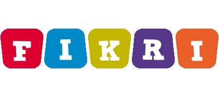 Fikri kiddo logo