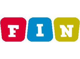 Fin kiddo logo