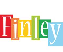 Finley colors logo