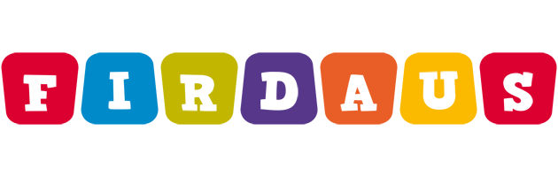 Firdaus kiddo logo