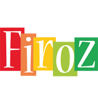 Firoz colors logo
