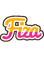 Fiza smoothie logo