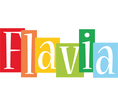 Flavia colors logo