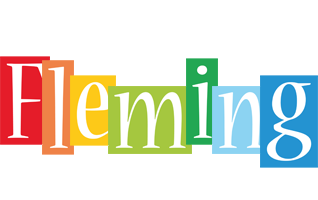 Fleming colors logo