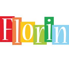 Florin colors logo