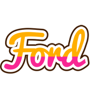 Ford smoothie logo