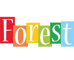 Forest colors logo