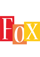 Fox colors logo
