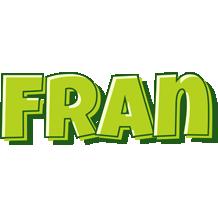 Fran summer logo