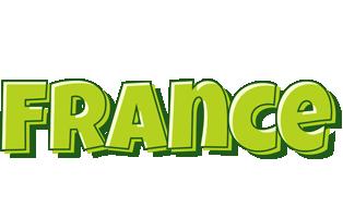 France summer logo