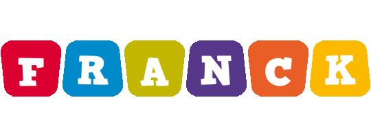 Franck kiddo logo