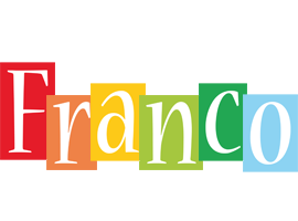 Franco colors logo