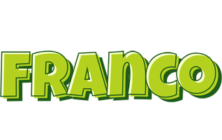 Franco summer logo