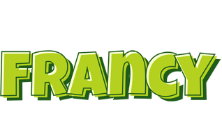 Francy summer logo