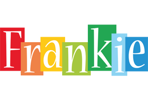 Frankie colors logo
