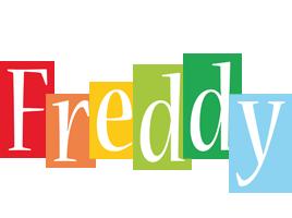 Freddy colors logo
