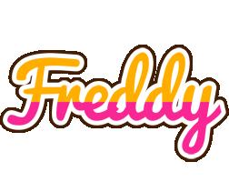 Freddy smoothie logo