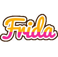Frida smoothie logo