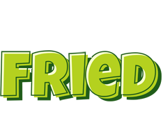 Fried summer logo