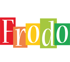 Frodo colors logo