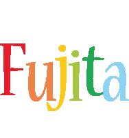 Fujita birthday logo