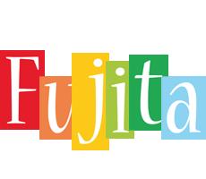 Fujita colors logo