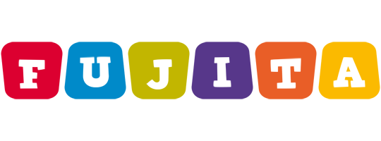 Fujita kiddo logo