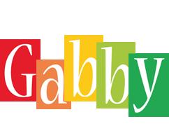 Gabby colors logo