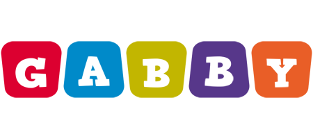 Gabby kiddo logo