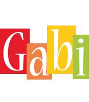 Gabi colors logo