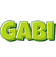 Gabi summer logo