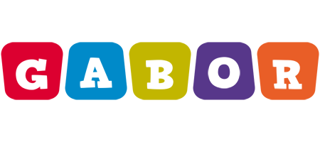 Gabor kiddo logo