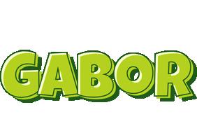 Gabor summer logo