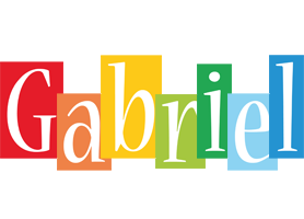 Gabriel colors logo