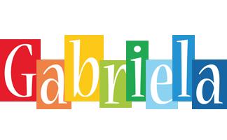 Gabriela colors logo